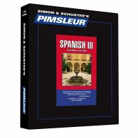 Cover image for Spanish. III.