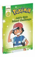 Cover image for Ash's epic island challenge