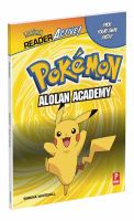 Cover image for Alolan Academy