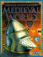 Cover image for Usborne world history. Medieval world