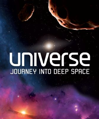 Cover image for Universe : journey into deep space