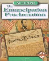 Cover image for The Emancipation Proclamation