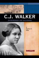 Cover image for Madam C.J. Walker : entrepreneur and millionaire