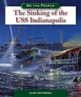 Cover image for The sinking of the USS Indianapolis
