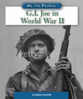 Cover image for GI Joe in World War II