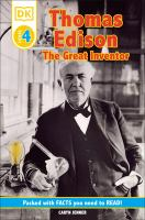 Cover image for Thomas Edison : the great inventor
