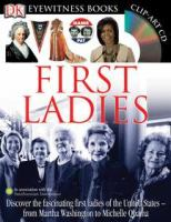 Cover image for First ladies