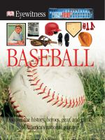 Cover image for Baseball