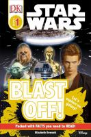 Cover image for Star Wars. Blast off!