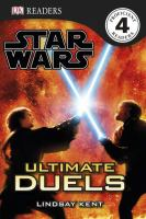 Cover image for Star Wars. Ultimate duels
