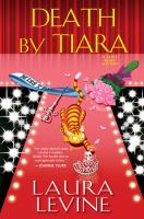 Cover image for Death by tiara
