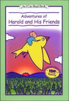 Cover image for Adventures of Harold and his friends.