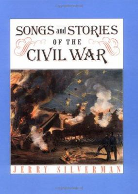 Cover image for Songs and stories of the Civil War