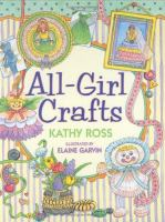 Cover image for All-girl crafts