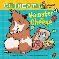 Cover image for Hamster and cheese