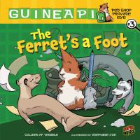 Cover image for The ferret's a foot