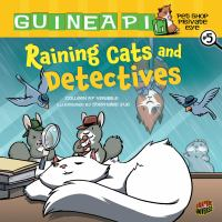 Cover image for Raining cats and detectives