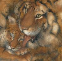 Cover image for Little lost tiger