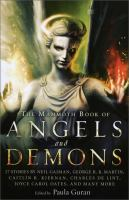 Cover image for The mammoth book of angels and demons