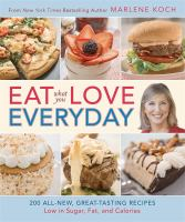Cover image for Eat what you love everyday