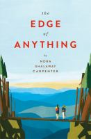 Cover image for The edge of anything
