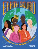 Cover image for Earth squad