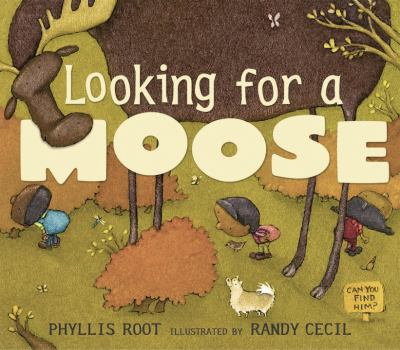 Cover image for Looking for a moose