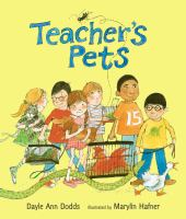 Cover image for Teacher's pets