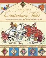 Cover image for Here bygynneth Chaucer's Canterbury Tales
