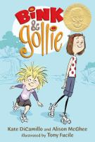 Cover image for Bink & Gollie