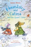 Cover image for Houndsley and Catina and the quiet time