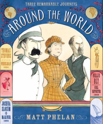 Cover image for Around the world