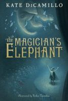 Cover image for The magician's elephant