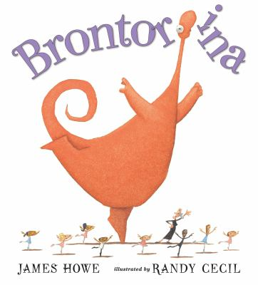 Cover image for Brontorina