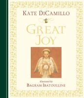 Cover image for Great joy
