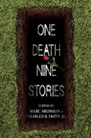 Cover image for One death, nine stories