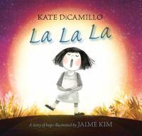 Cover image for La la la