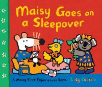 Cover image for Maisy goes on a sleepover