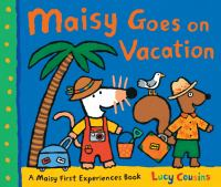 Cover image for Maisy goes on vacation