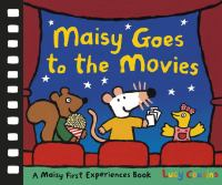 Cover image for Maisy goes to the movies