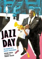 Cover image for Jazz day : the making of a famous photograph