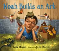 Cover image for Noah builds an ark
