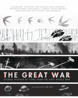 Cover image for The Great War : stories inspired by items from the First World War