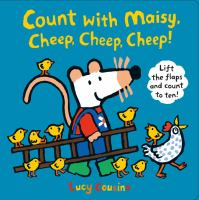 Cover image for Count with Maisy, cheep, cheep, cheep!