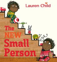 Cover image for The new small person