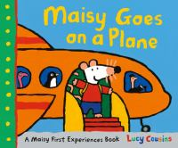 Cover image for Maisy goes on a plane