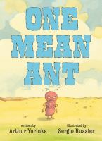 Cover image for One mean ant