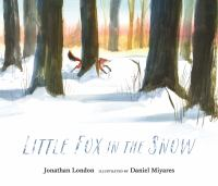Cover image for Little fox in the snow
