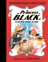 Cover image for The Princess in Black and the science fair scare