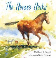 Cover image for The horses's haiku